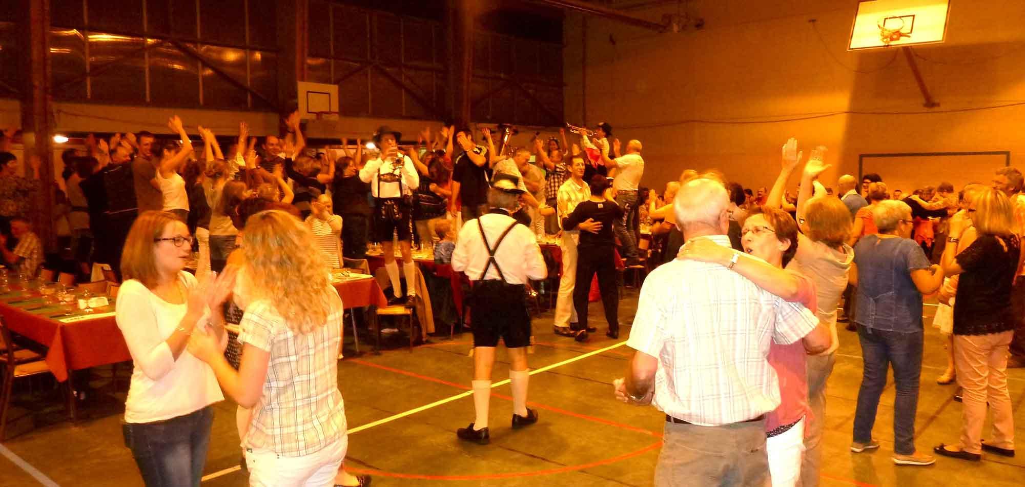 Etang sur Arroux 71 - 2013-orchestre bavarois 3