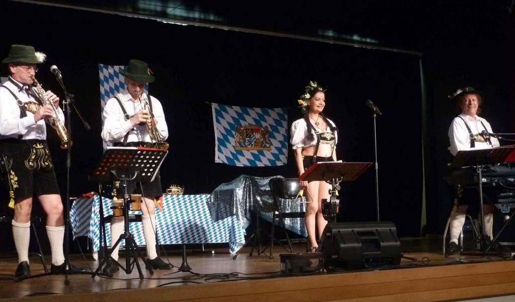 Le vaudreuil 27 - 2014 - orchestre bavarois 1