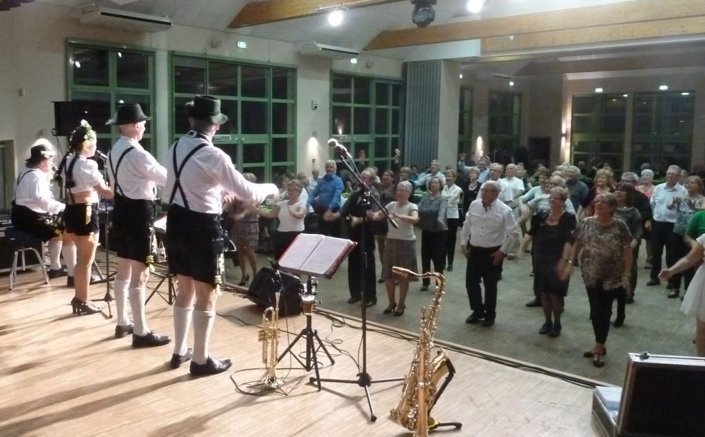 Le vaudreuil 27 - 2014 - orchestre bavarois 13