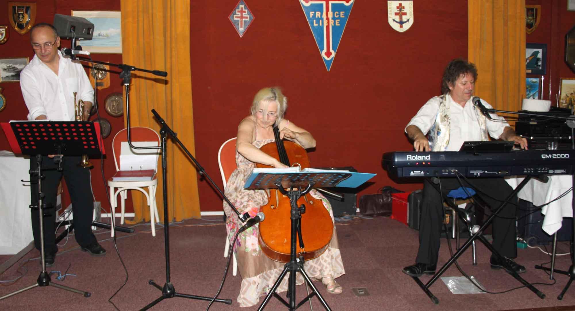 Paris 13 - 2010 - orchestre de variété 3