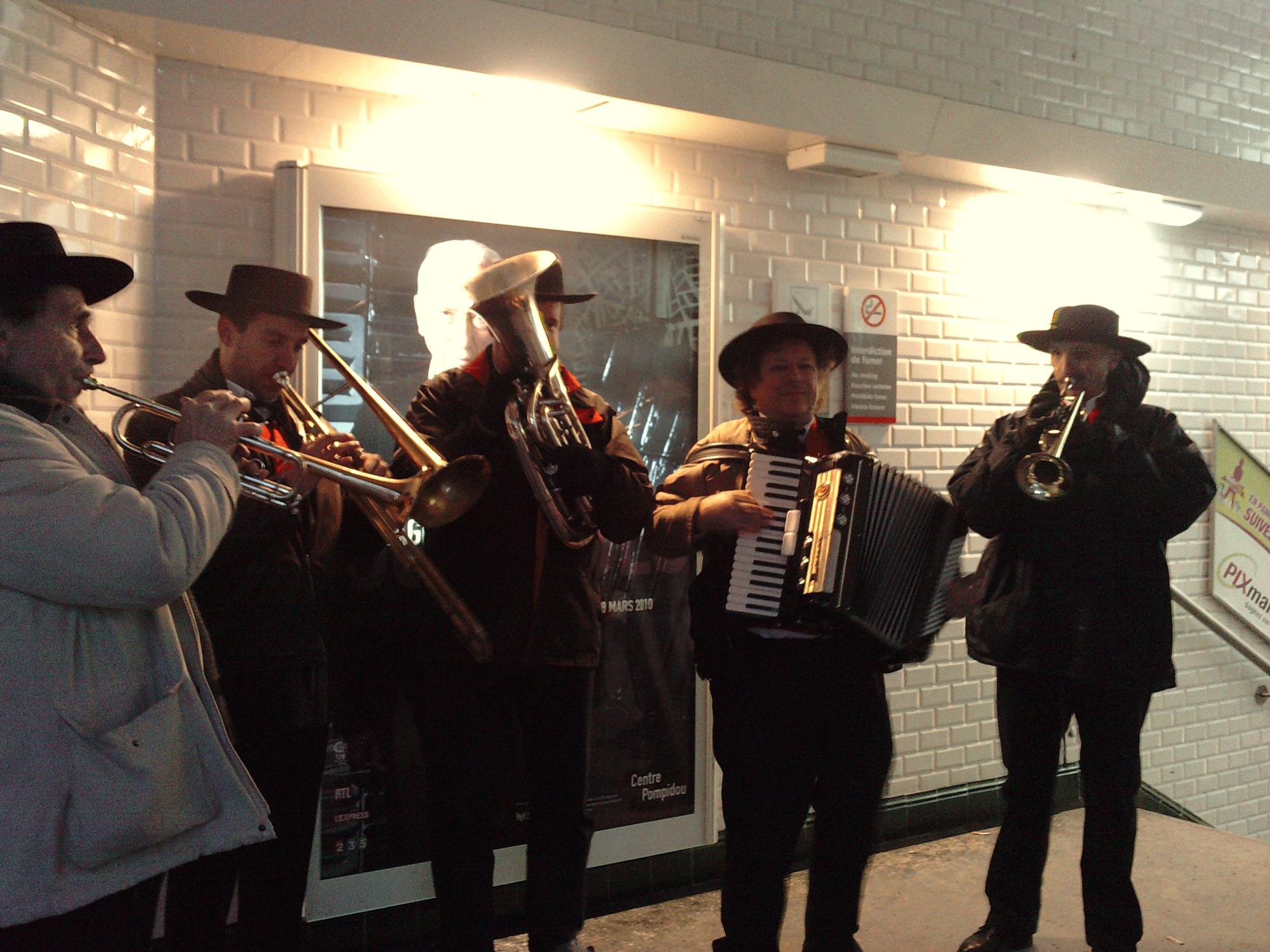 Paris 20 - 2009 - orchestre alsacien 1