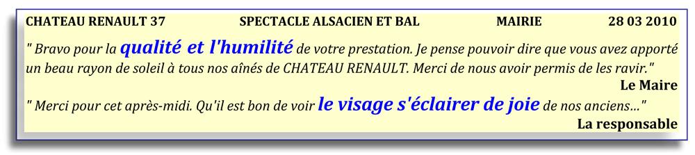Chateau Renault 37-2010-spectacle alsacien et bal-orchestre alsace
