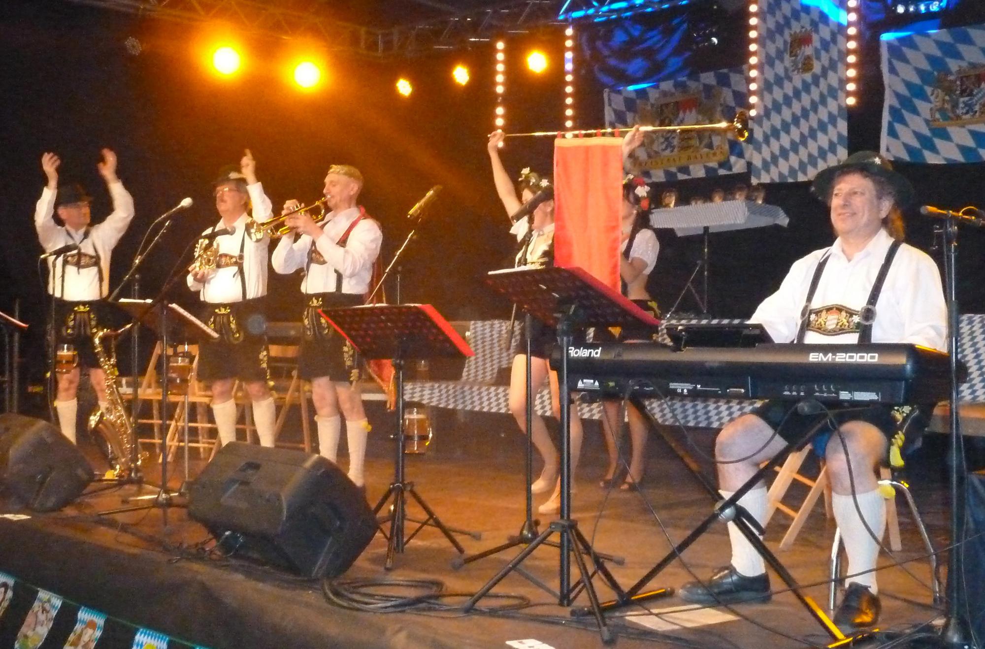 1  Orchestre bavarois à Sion ch, jeudi 12 février 2015 Marche triomphale  3