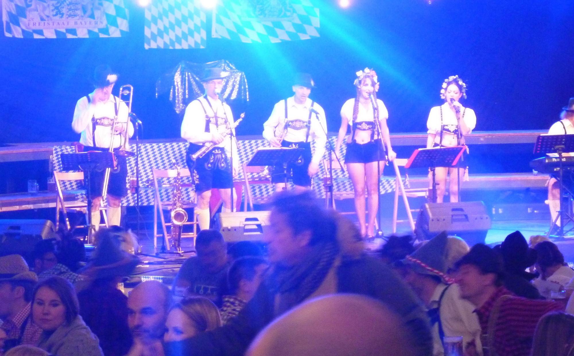 13 Orchestre bavarois à Sion ch, jeudi 12 février Carnaval 2015