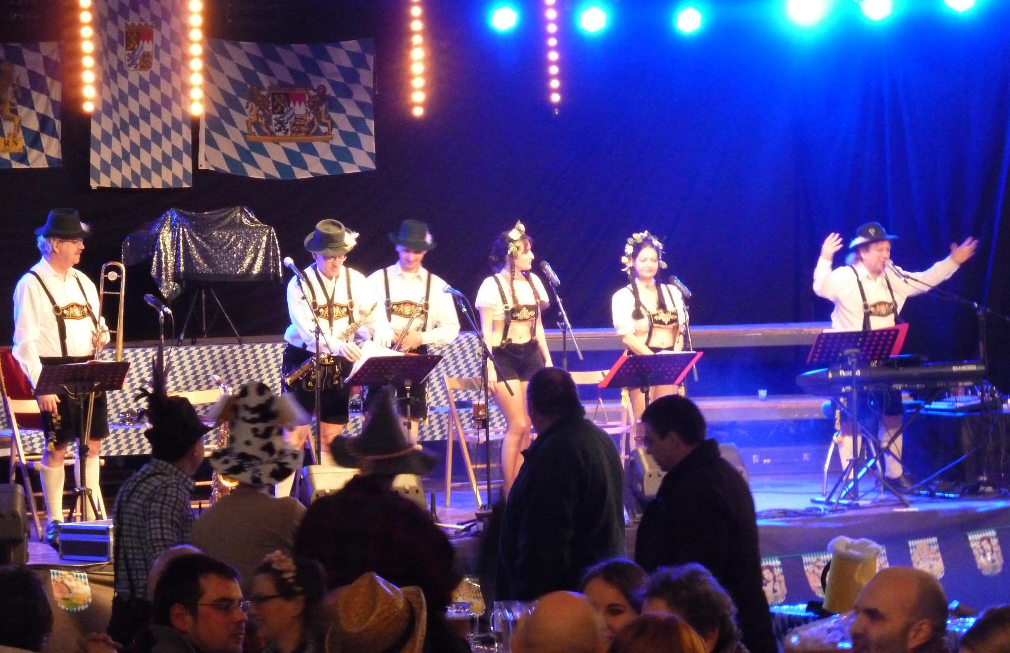 3 Orchestre bavarois à Sion ch, jeudi 12 février Carnaval 2015