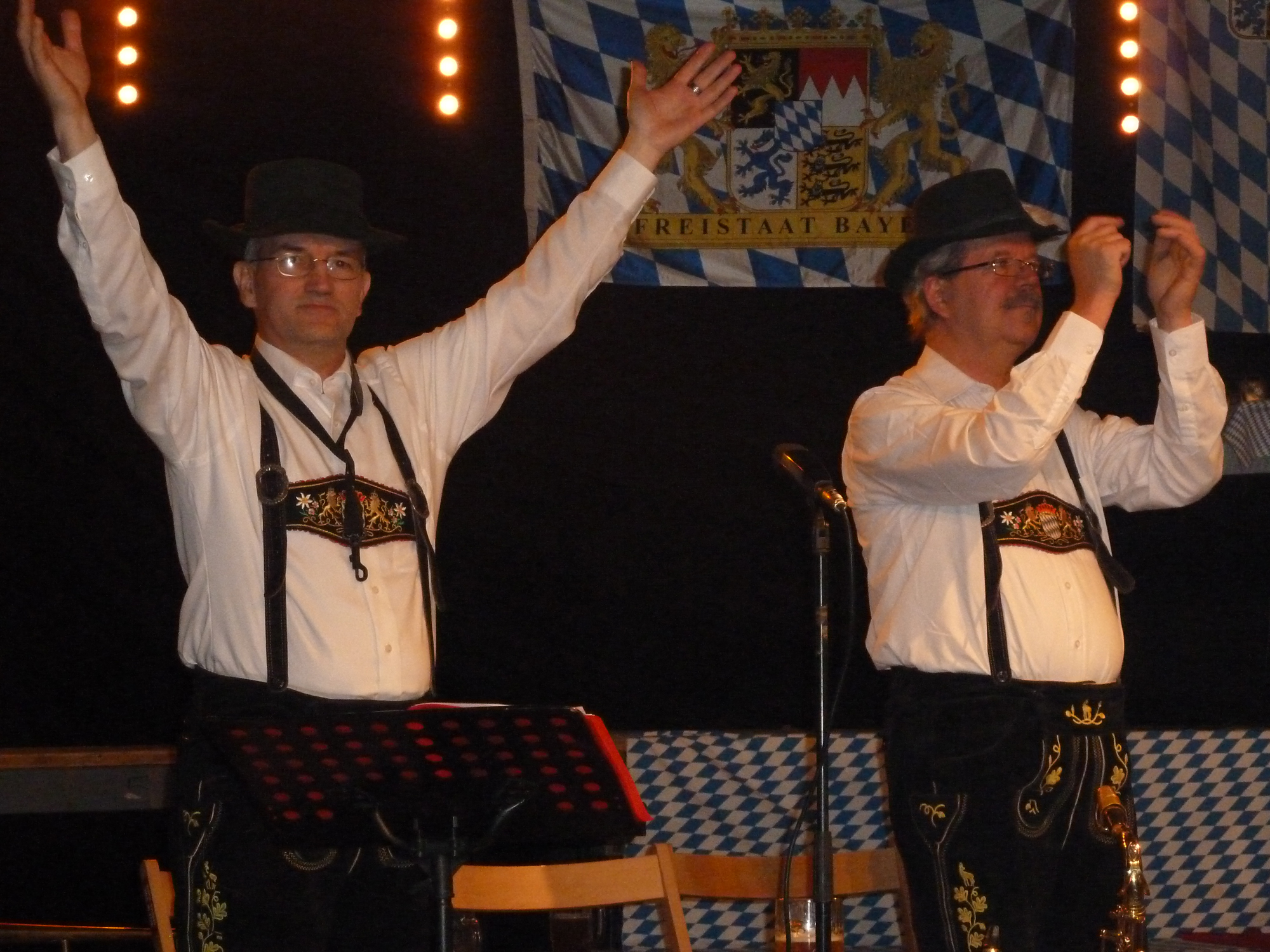 6b Orchestre bavarois à Sion ch, jeudi 12 février 2015 Musiciens bavarois
