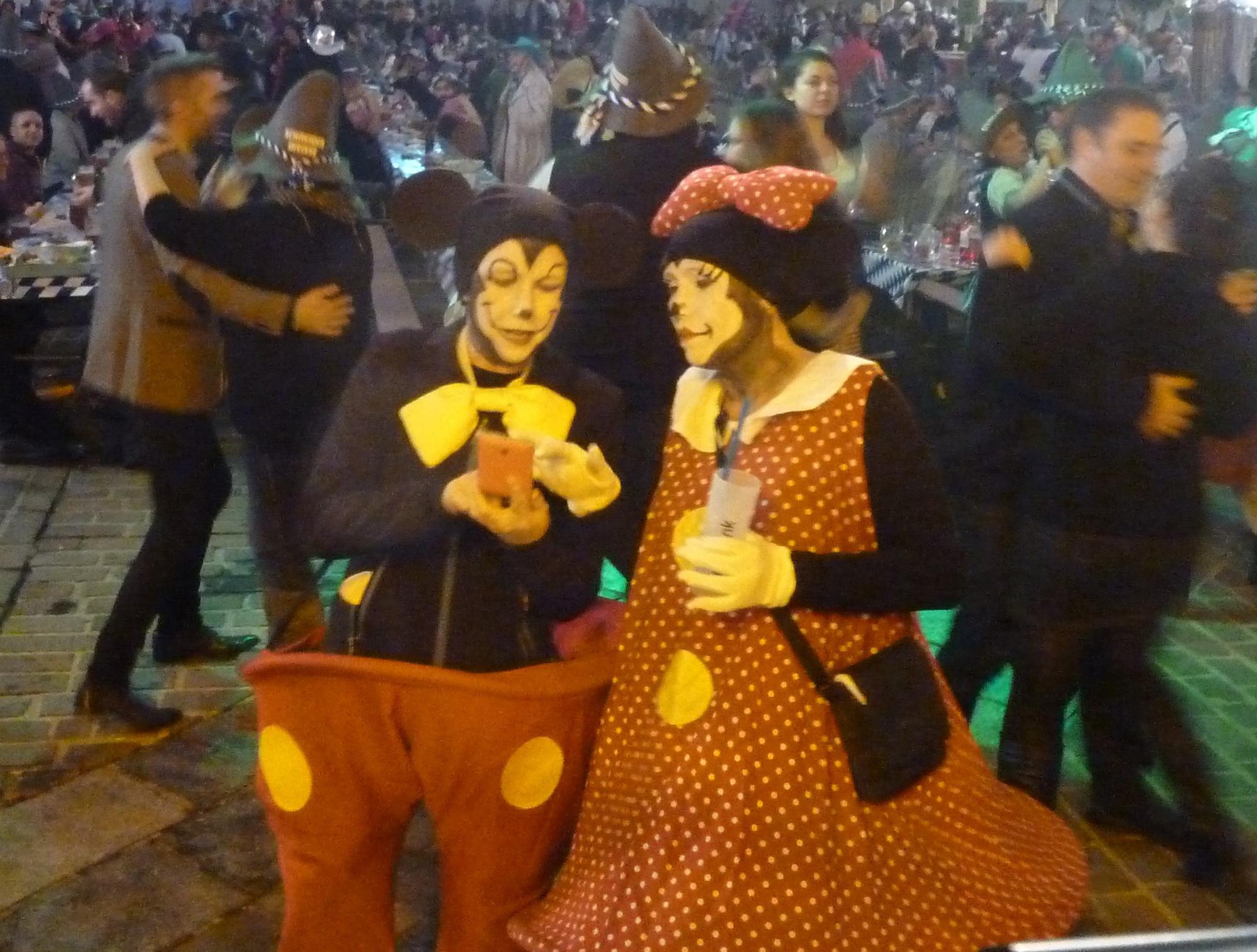 8a Orchestre bavarois à Sion ch, jeudi 12 février 2015 public du Carnaval