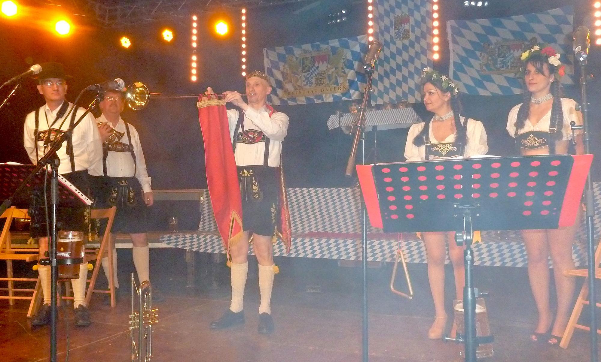 9 Orchestre bavarois à Sion ch, jeudi 12 février 2015 Marche triomphale