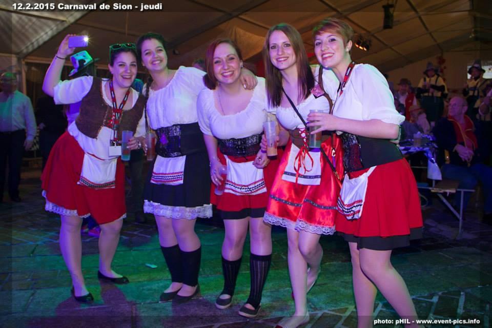 12-2-2015 Carnaval de Sion