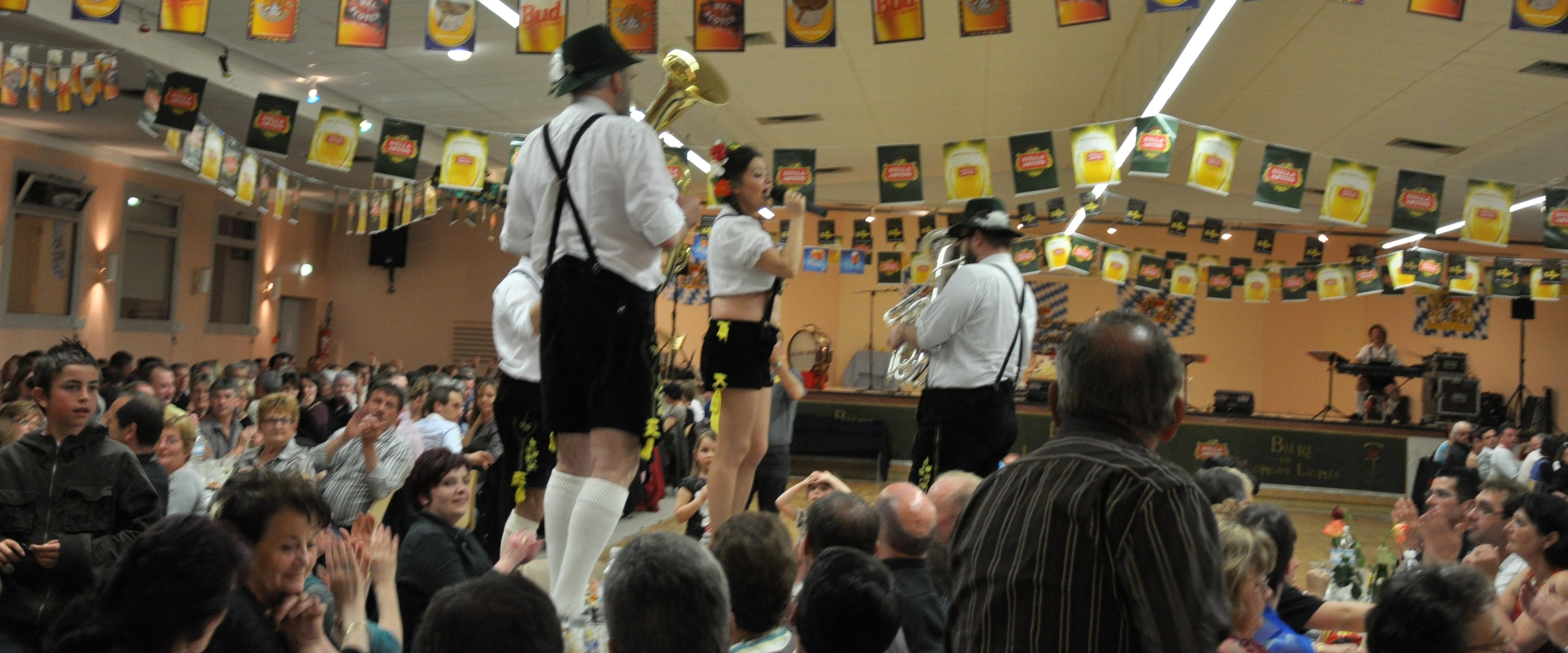 Eclairage Orchestre Bavarois